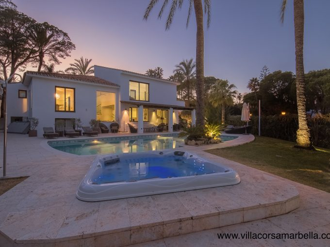 Villa La Corsa Marbella
