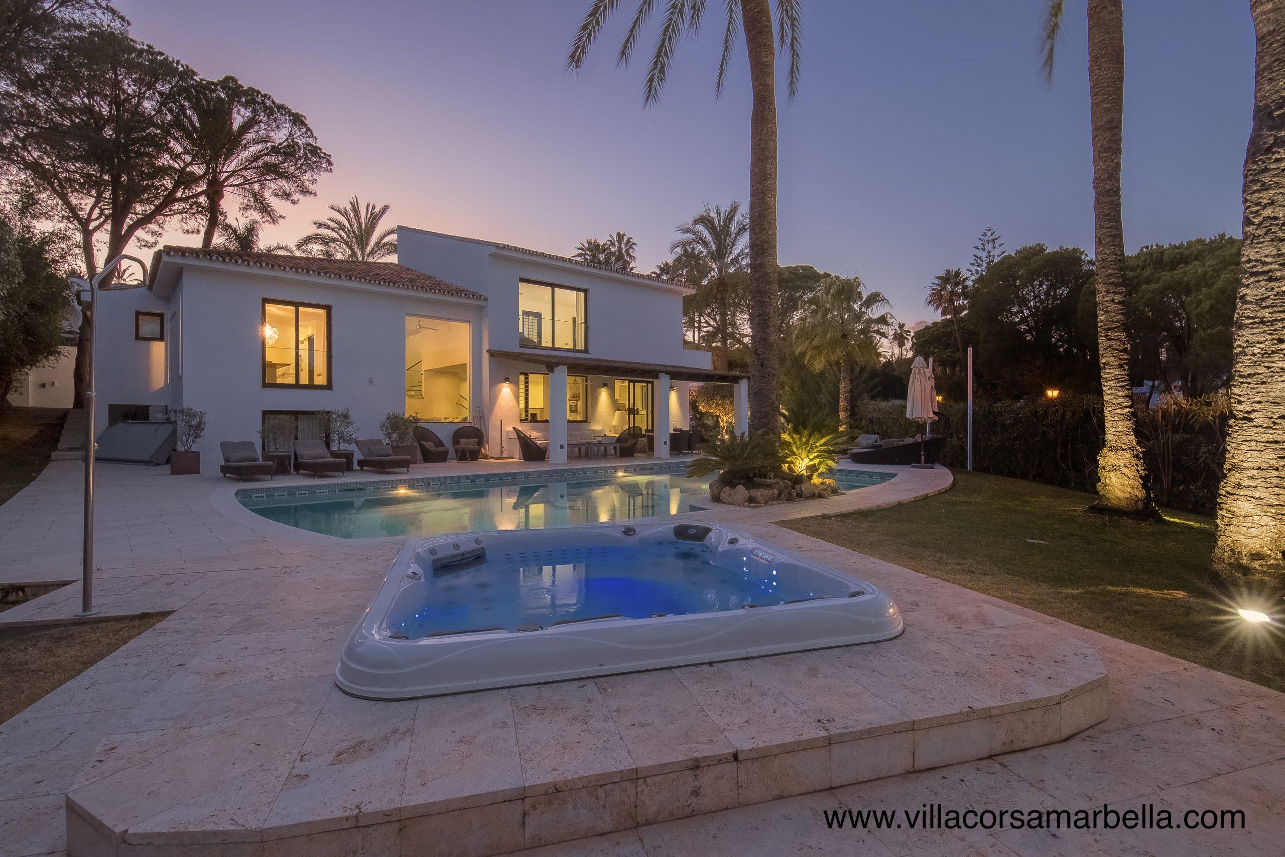 Villa Corsa Marbella