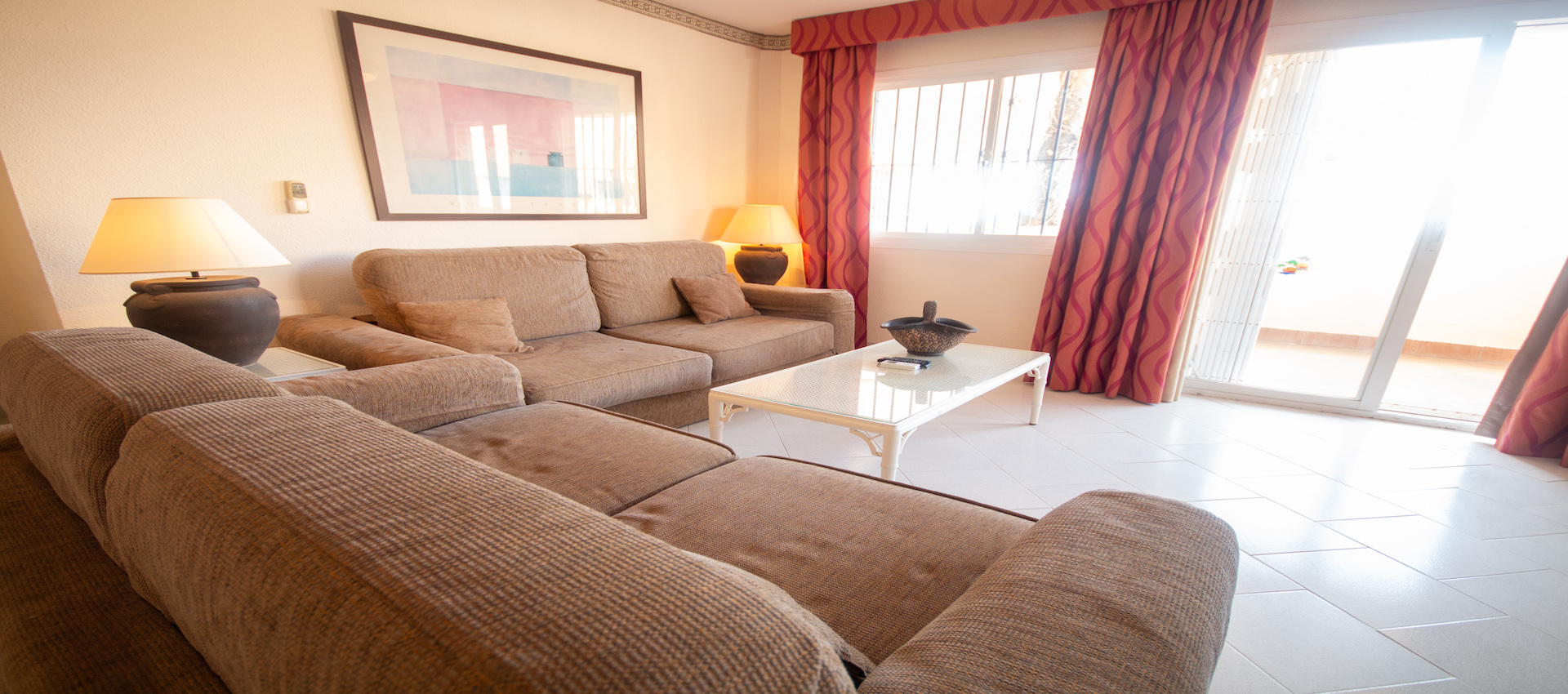 Two Bedroom Apartment For Long Term Rent In Riviera Del Sol- NOW RENTED