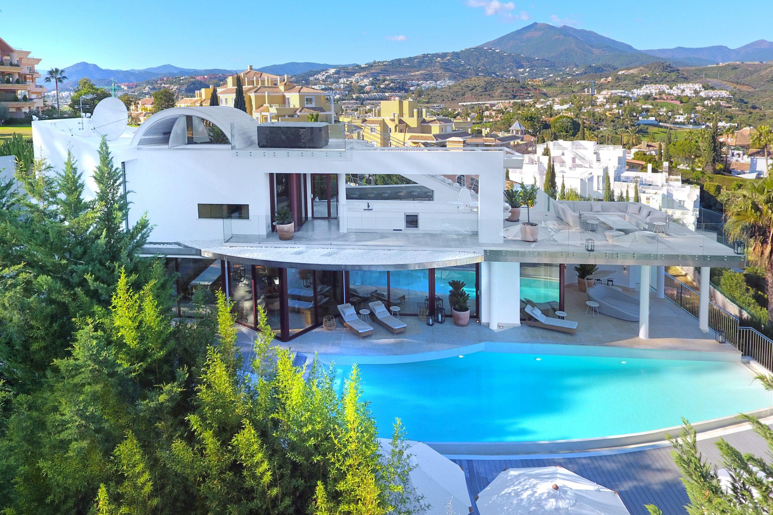 Villa Casa Blanca Marbella
