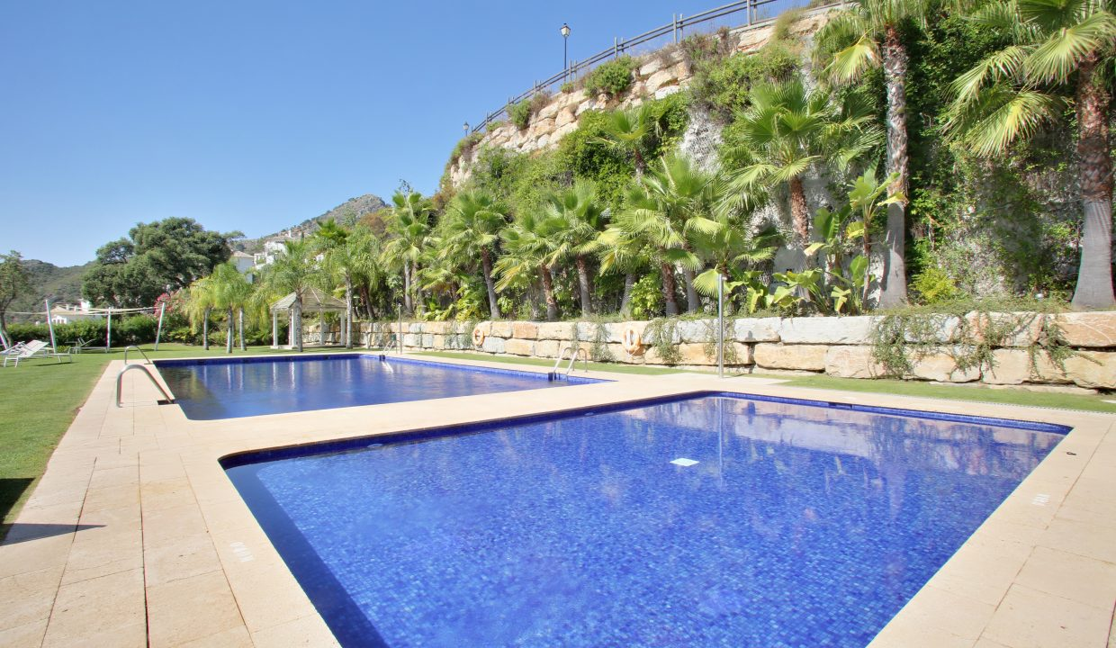 Outdoor Club House Pool 2